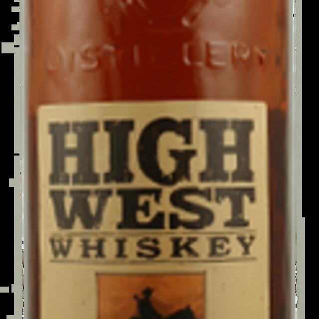 Rendezvous Rye Straight Rye Whiskey NV