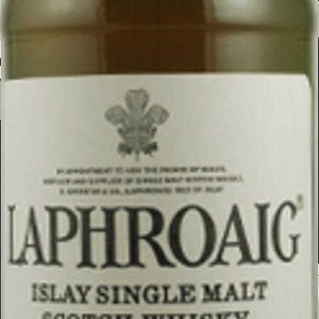 Laphroaig 10 Years Old Islay Single Malt Scotch Whisky NV