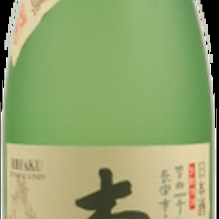 Rihaku Sake Brewery Wandering Poet Junmai Ginjo Sake NV (720ml)