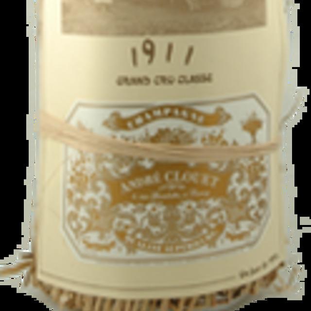 Cuvée 1911 Bouzy Brut Champagne  1911