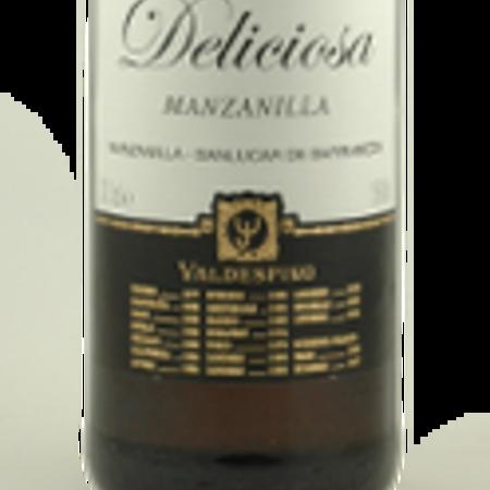 Valdespino Deliciosa Manzanilla de Sanlúcar de Barrameda Palomino Fino NV (375ml)