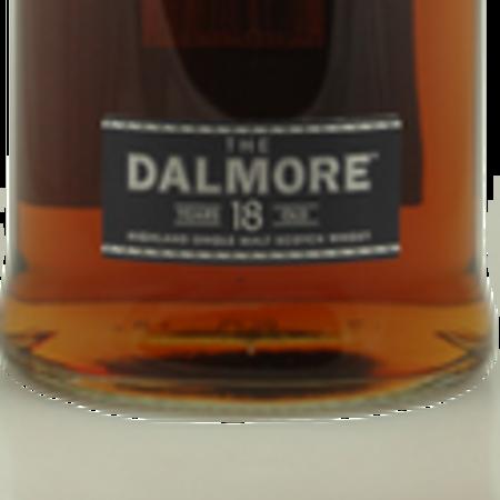 The Dalmore 18 Year Single Malt Scotch Whisky  NV
