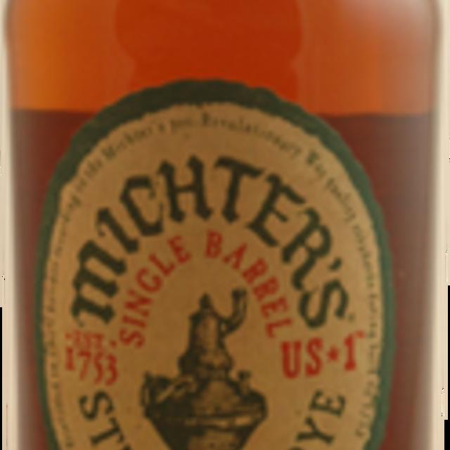US*1 Straight Rye Whiskey NV
