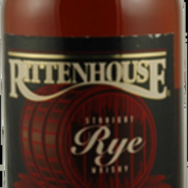 Straight Rye Whisky 100 Proof, Bottled in Bond NV