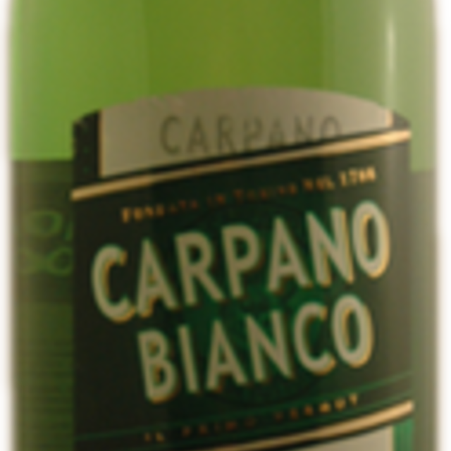 Carpano Bianco Vermouth NV (1000ml)