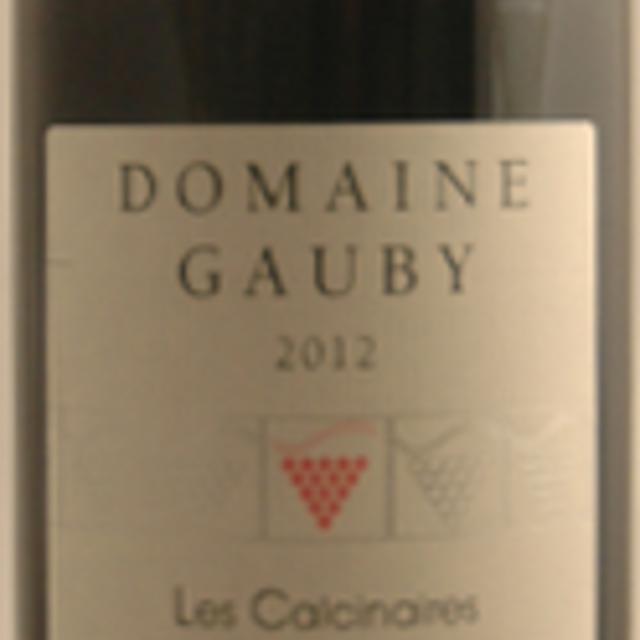 Les Calcinaires Côtes du Roussillon Villages Grenache Blend 2012