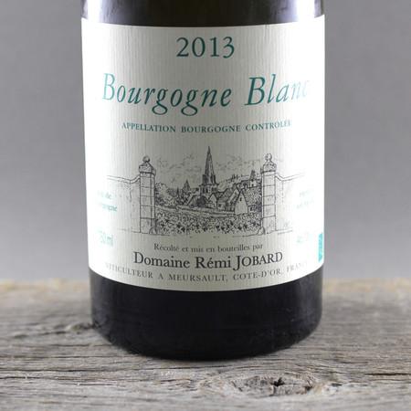 Domaine Rémi Jobard Bourgogne Blanc Chardonnay 2013