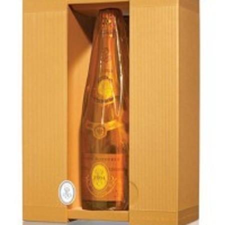 Louis Roederer Cristal Brut Champagne Chardonnay Pinot Noir Blend 2005