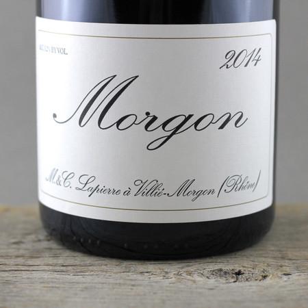 Marcel Lapierre Morgon Gamay 2014 (1500ml)