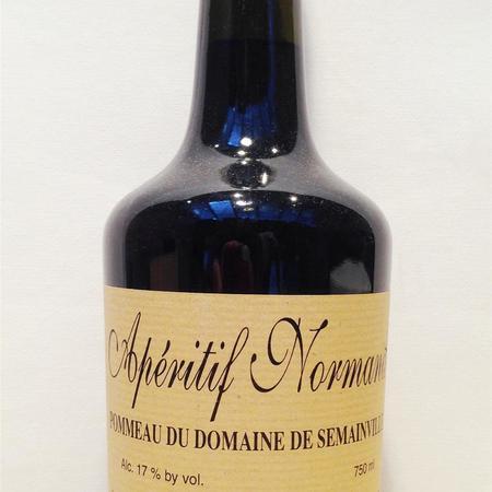 Domaine de Semainville Apéritif Normand Pommeau de Semainville NV