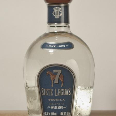 Siete Leguas Tequila Blanco NV