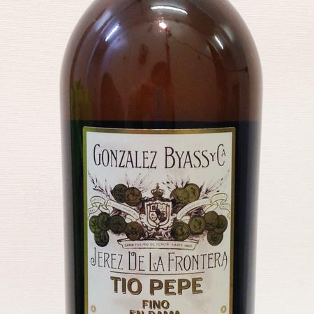 Gonzalez Byass Tio Pepe 'Fino En Rama' Jerez-Xérès-Sherry Palomino Fino NV