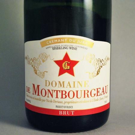Domaine de Montbourgeau Brut Crémant du Jura Chardonnay NV