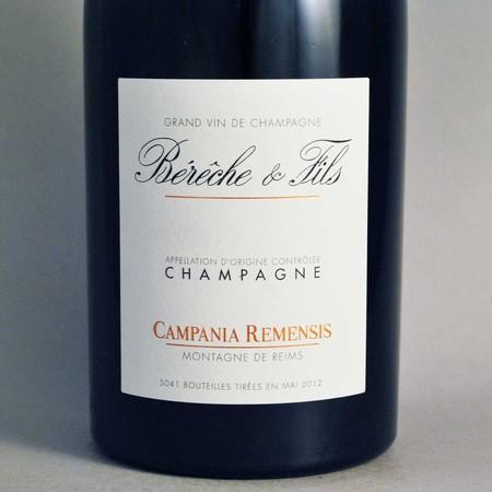 Bérêche & Fils Campania Remensis Extra Brut Rosé Champagne Blend NV