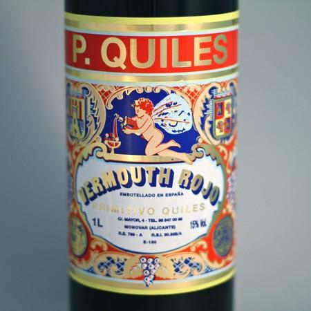 Primitivo Quiles Vermouth Rojo NV (1000ml)