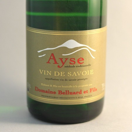 Domaine Belluard Ayse Savoie Gringet NV