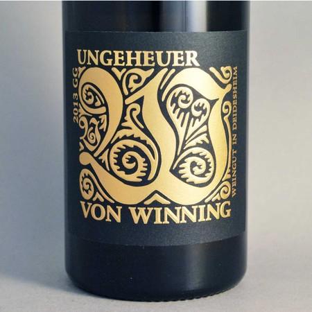 Von Winning Forster Ungeheuer GG Riesling 2013