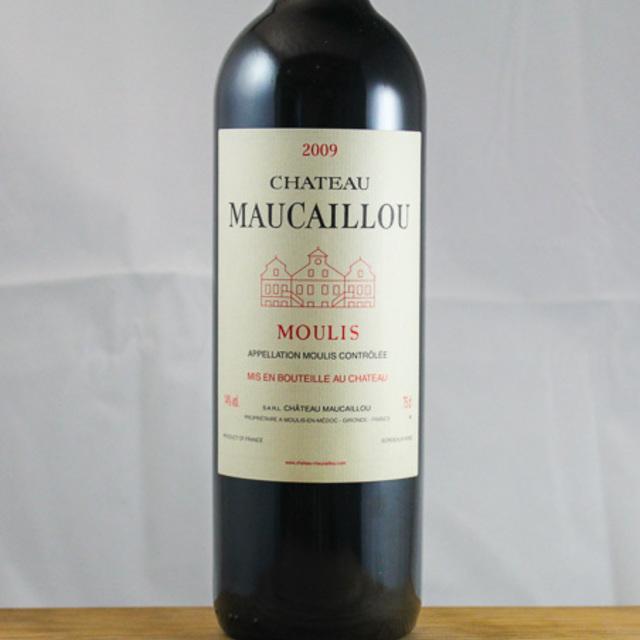 Moulis en Médoc Red Bordeaux Blend 2009