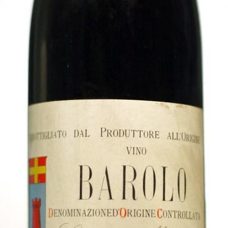 Cantina Bartolo Mascarello Barolo Nebbiolo 1967