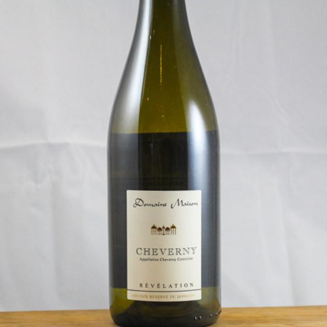 Révélation Cheverny Sauvignon Blanc 2013