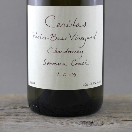 Ceritas Porter-Bass Vineyard Chardonnay 2013