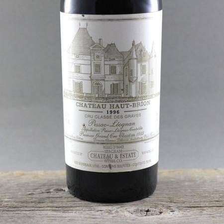 Château Haut-Brion Pessac-Léognan Red Bordeaux Blend 1996