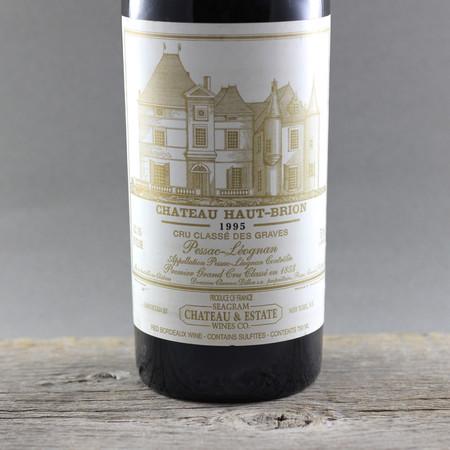 Château Haut-Brion Pessac-Léognan Red Bordeaux Blend 1995