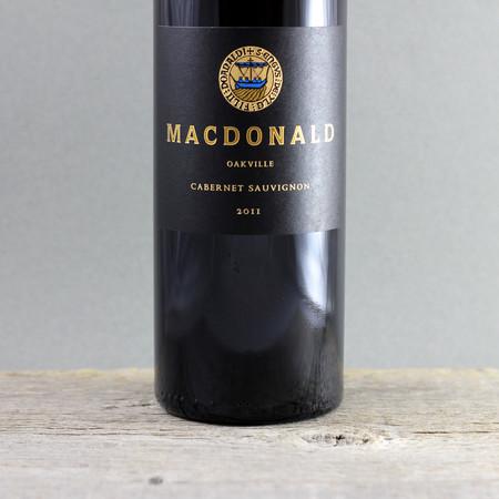 Macdonald Oakville Cabernet Sauvignon 2011