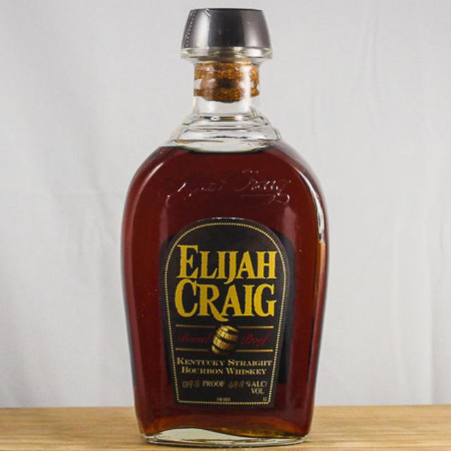 Elijah Craig Barrel Proof Kentucky Straight Bourbon Whiskey NV
