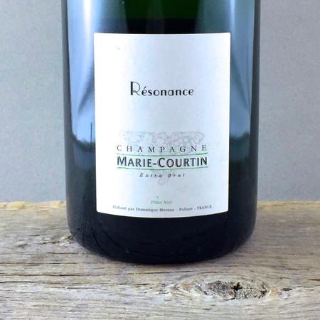 Marie Courtin Résonance Extra Brut Champagne Pinot Noir 2012