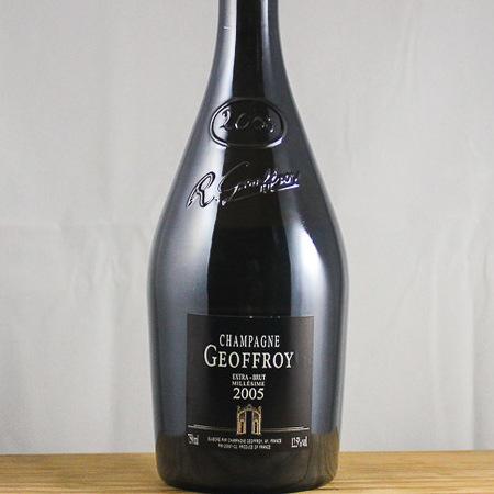 René Geoffroy Millésime Extra Brut Champagne Blend 2005
