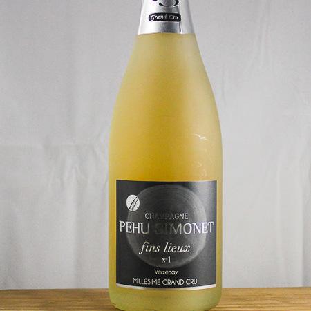 Pehu Simonet Grand Cru Brut Blanc de Noirs Champagne 2010