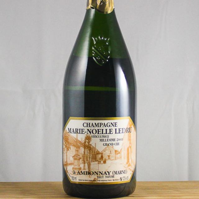 Millésime Grand Cru Brut Nature Champagne 2008
