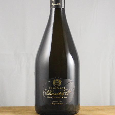 Vilmart & Cie Grand Cellier d'Or 1er Cru Brut Champagne Pinot Noir Chardonnay 2010