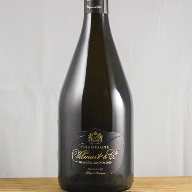 Grand Cellier d'Or 1er Cru Brut Champagne Pinot Noir Chardonnay 2008 (1500ml)