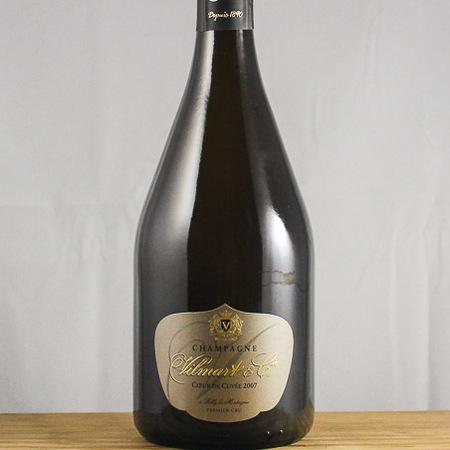 Vilmart & Cie Cœur de Cuvée Rilly-la-Montagne 1er Cru Brut Champagne Blend 2007