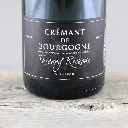 Thierry Richoux Crémant de Bourgogne Chardonnay Blend  NV