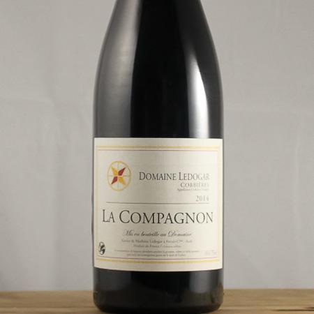 Domaine Ledogar La Compagnon Corbières Carignan 2014