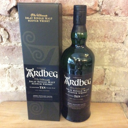 Ardbeg The Ultimate Ten Years Old Single Malt Islay Scotch Whisky NV