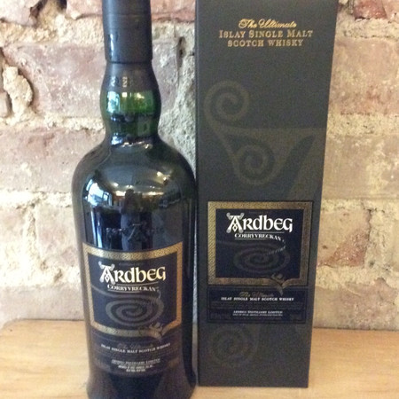 Ardbeg Corryvreckan The Ultimate Islay Single Malt Scotch Whiskey NV