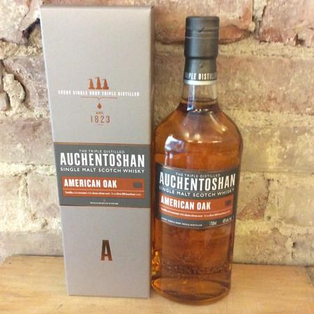 Auchentoshan Distillery  American Oak Triple Distilled Single Malt Scotch Whisky NV