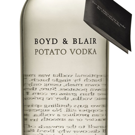 Boyd & Blair Potato Vodka NV