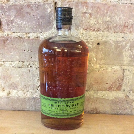 Bulleit Small Batch 95 Frontier Straight Rye Mash Whiskey NV