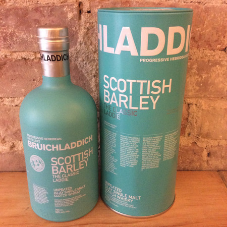 Bruichladdich The Classic Laddie Unpeated Isaly Single Malt Scotch Whisky NV