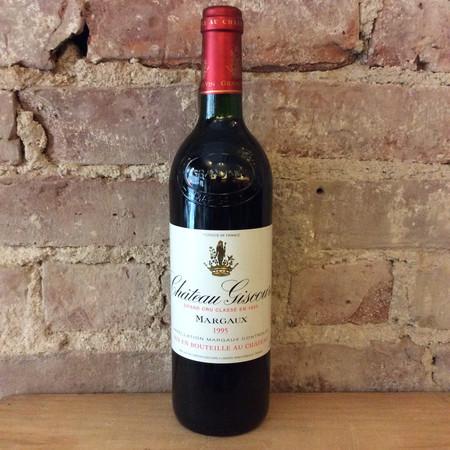 Château Giscours Margaux Red Bordeaux Blend 1995