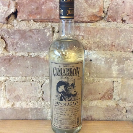 Cimarron Blanco Tequila NV (1000ml)