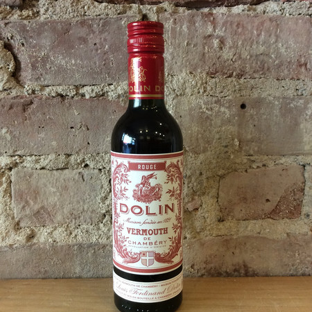 Maison Dolin & Cie Rouge Vermouth de Chambéry  NV (375ml)
