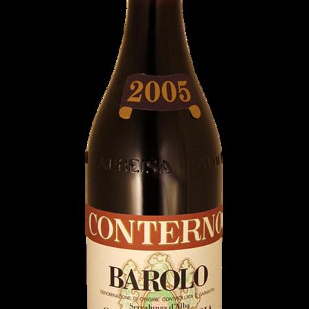 Giacomo Conterno Cascina Francia Barolo Nebbiolo 2005