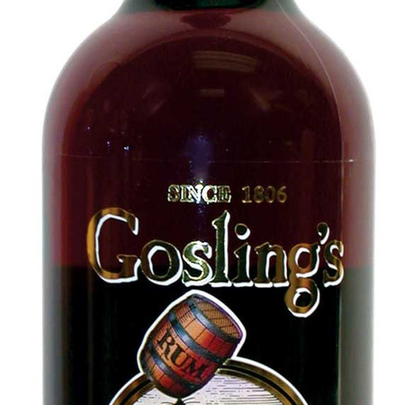Gosling's  Black Seal Bermuda Black Rum NV