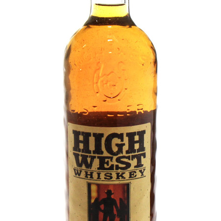 High West Distillery Double Rye Straight Whiskey NV